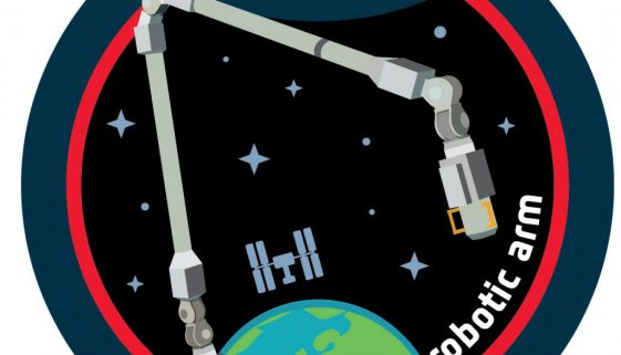 ESA: ERA Mission Patch